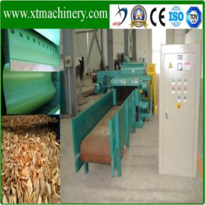 Bamboo, Sugar Cane, Recycled Pallet, Wood Crusher Chipper pictures & photos