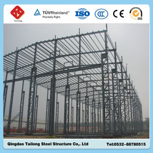 New Design Cheap Prefabricated Steel Structure Building pictures & photos