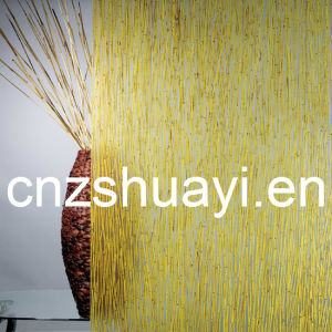 Yellow Bamboo Resin Panel (ZR-1007) pictures & photos
