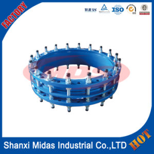 China ISO2531 Ductile Iron Pipe Fittings Dismantling Joint pictures & photos