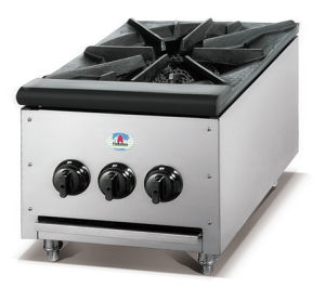 Stainless Steel Haevy Duty Gas Stove Make in China pictures & photos