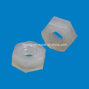 Plastic Nylon Injection Hex Screw Nut pictures & photos