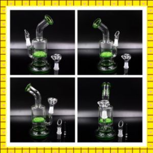New Design Hot Sellling Glass Smoking Water Pipe pictures & photos