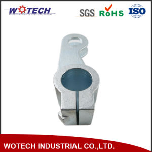 OEM Aluminum Actuating Arm by Sand Casting with Zinc-Plated Surface pictures & photos