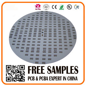 HDI Aluminum PCBA Board for LED Light