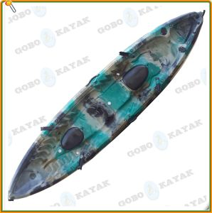 Camouflage Rotomoulding Kayak pictures & photos