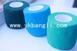 Self Adhesive Bandage Elastic Bandage Cohesive Bandage pictures & photos