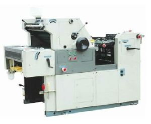 Single Color Offset Press Machine/Printing Machine (HS56) pictures & photos