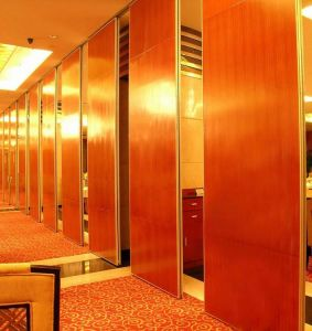 China Manufacturer Hotel Operable Partition Wall