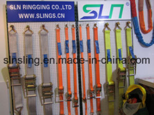 Cargo Lashing with E Tracking Fittings pictures & photos