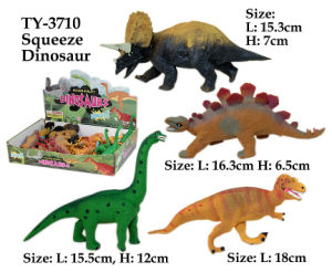Funny Squeeze Dinosaur Toy pictures & photos