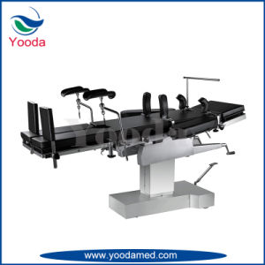Hydraulic and Gas Spring Surgical and Delivery Table for Gynecology pictures & photos