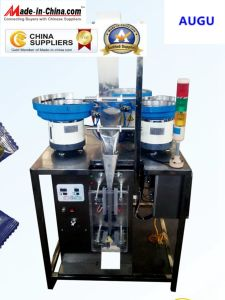 The Customizable Auto-Bagging Machine with Inner Tube Attachment pictures & photos