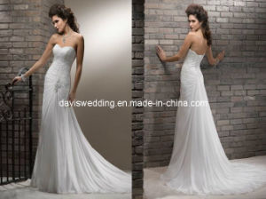 Lace Wedding Gown (WDMS-1314)