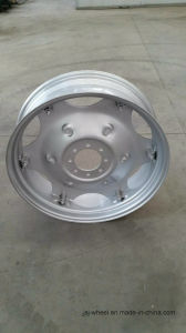High Quality Wheel Rims for Tractor/Harvest/Machineshop Truck/Irrigation System-10 pictures & photos