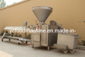 Vacuum Meat Stuffing Machine pictures & photos