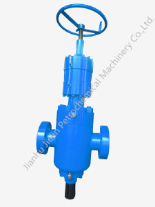 "3-1/16"" 15m Hydraulic Gate Valves with API 6A pictures & photos"