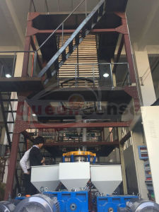 Three-Layer Common-Extruding Film Blowing Machine (3SJ-G1000/1200/1500) pictures & photos