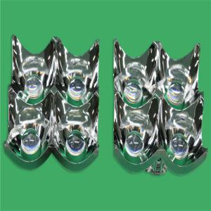 Electroplating Aluminum Coating LED Lamp Shade pictures & photos