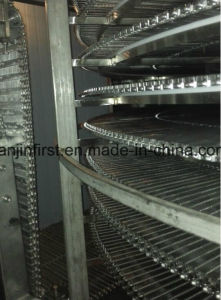 Food Quick Freezing Machine Spiral Freezer pictures & photos