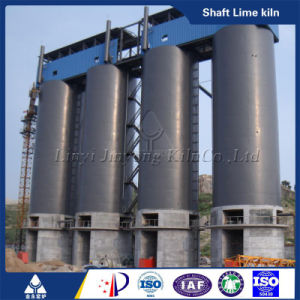 Premium 100 Tpd Active Lime Vertical Kiln for Lime Calcination pictures & photos