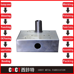 Professional Precision Custom Made Fabrication Metal pictures & photos
