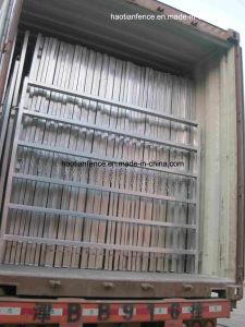 45X45mm Square Pipe Livestock Panel pictures & photos