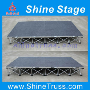 Stage, Equipment Aluminum Stage, Spider Stage, Pop up Stage pictures & photos