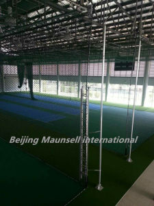 Maunsell International High Quality PVC Flooring for Cricket Indoor pictures & photos