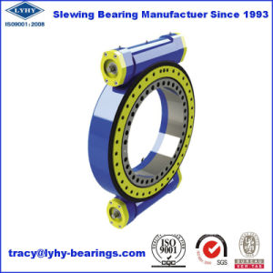21 Inch Twin Worm Slew Drive for Container Crane pictures & photos