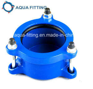 Ductile Iron Di End Cap for PVC Pipe pictures & photos