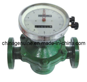 Zcheng Oval Gear Meter Zcogm-B pictures & photos