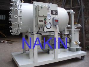 Series Tj Coalescence-Separation Fuel Oil Filtration Machine pictures & photos