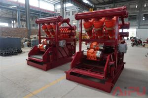 Drilling Mud Cleaner for Mud System and Mud Mixing System