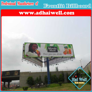 Flex PVC Frontlite Outdoor Advertising Billboard Structure pictures & photos