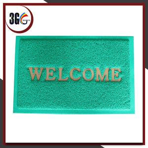 Good Weight PVC Welcome Door Mat pictures & photos