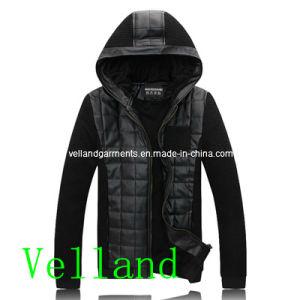 Men′s Winter Softshell Jacket