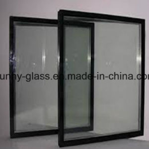 Low-E Insulated/Hollow Glass Winodw pictures & photos