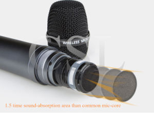 Multi Channel Professional UHF Wireless Microphone System pictures & photos