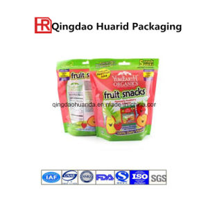 Stand up Fruit Juice Food Packaging Bag with Zipper pictures & photos