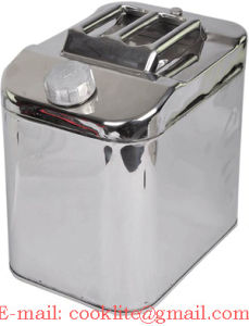 Stainless Steel Bucket / Stainless Steel Drum (25L) pictures & photos