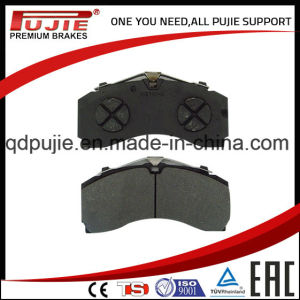 Wva29244 Brake Pad for Heavy Duty Benz Actros (PJTBP006) pictures & photos