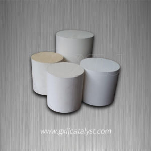 Catalyst Honeycomb Ceramic Substrate Used in Vehicle pictures & photos