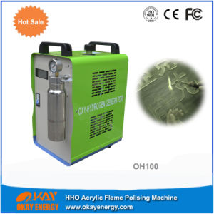 Jewelry Solder Equipment Hho Laser Gold Welding Machine pictures & photos