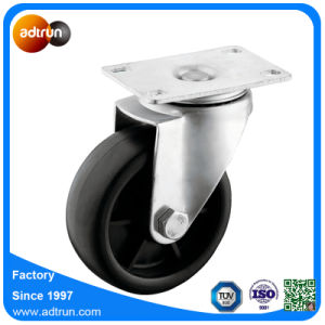 Medium Duty 360 Degree Rotating 4 Inch PP Wheels pictures & photos