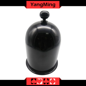 Casino Plastic Manual Dice Cup Shape Automatic Dice Cup (YM-DI03) pictures & photos