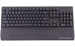 Hot and Latest Metal Front Panel Gaming Keyboard for Compter Laptop pictures & photos