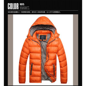 High Quality Outdoor Winter Warm Wear Down Jacket Men Jaket Winter Jackets pictures & photos