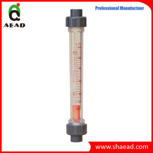 Plastic PVC Rotameter Float Flow Meter pictures & photos