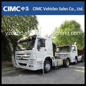 Sinotruk HOWO 371HP Tractor Head 6X4 Tractor Truck for Philippines pictures & photos